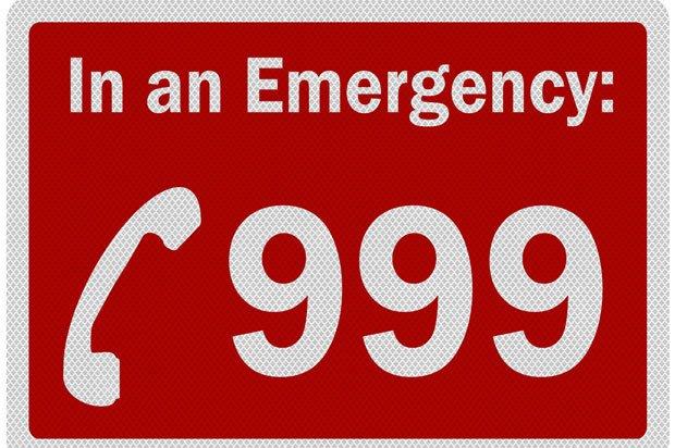Calling 999
