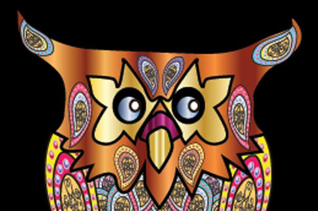 crazy dmt owl