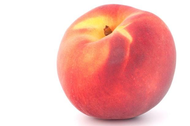 a big peach