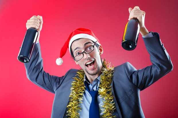 Office Christmas parties - The Mix