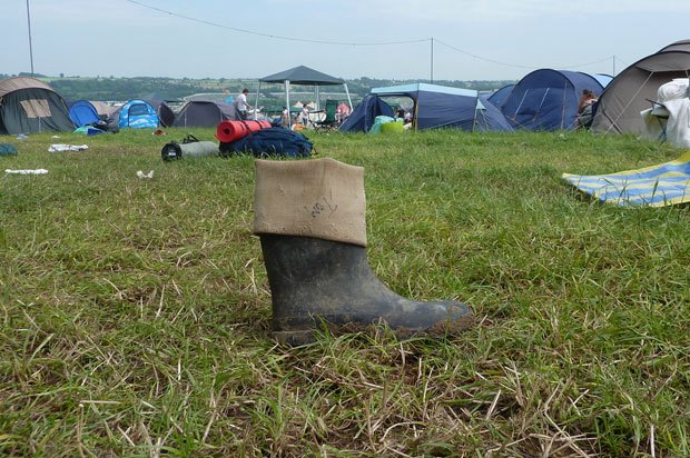 sole welly