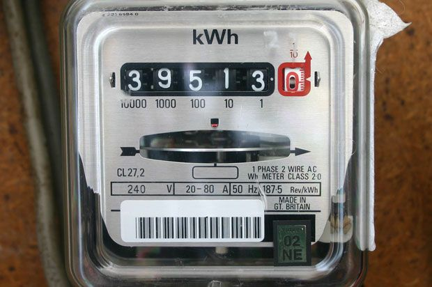 Electric Meter On House : How do i set up electricity in my new home the mix
