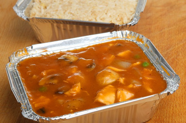 takeaway curry