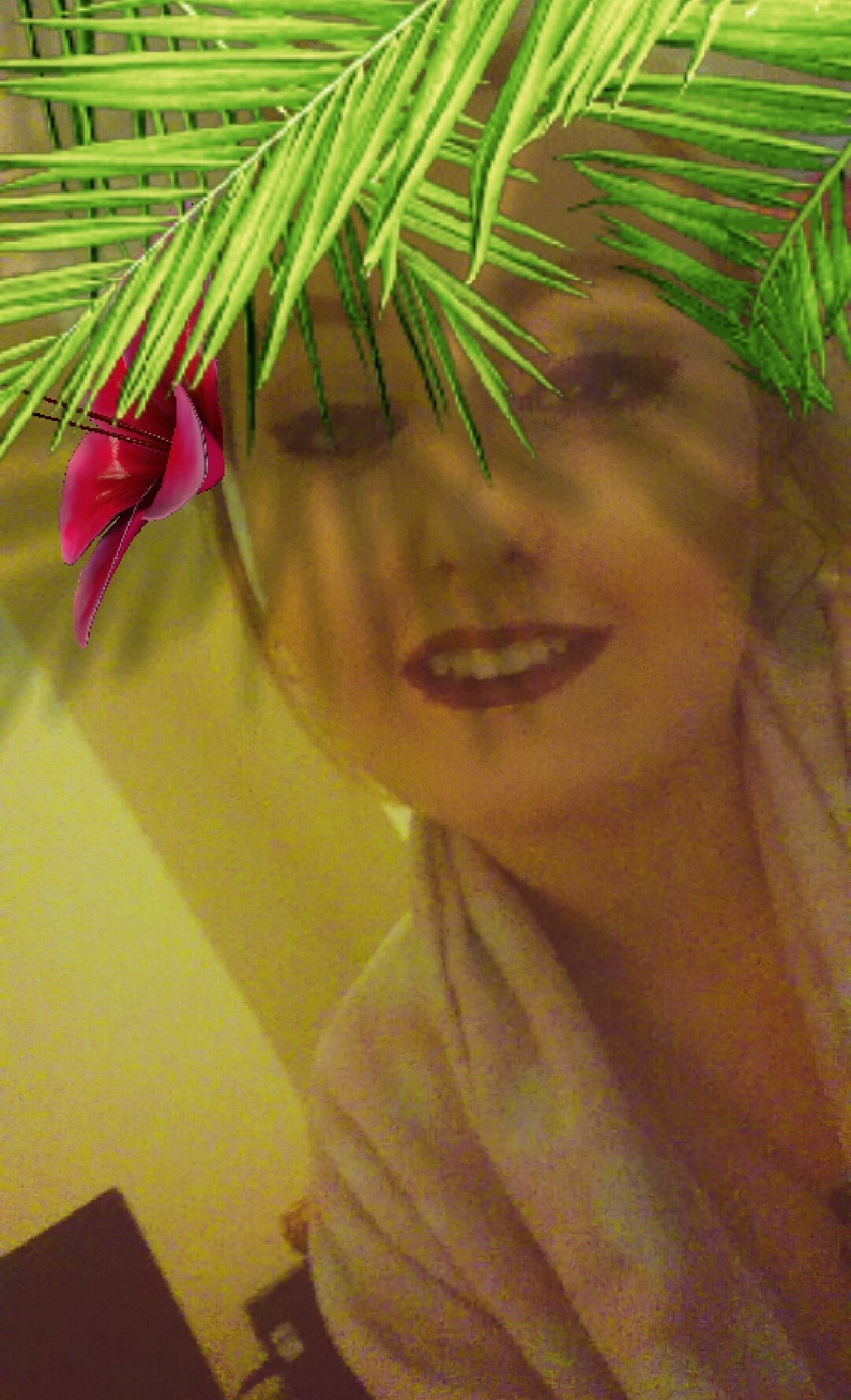 snapchat filter selfie