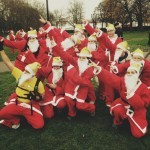 Get Connected Santa Run
