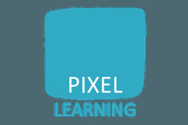 Pixel Learning Logo