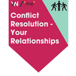 Conflict Resolutions badge