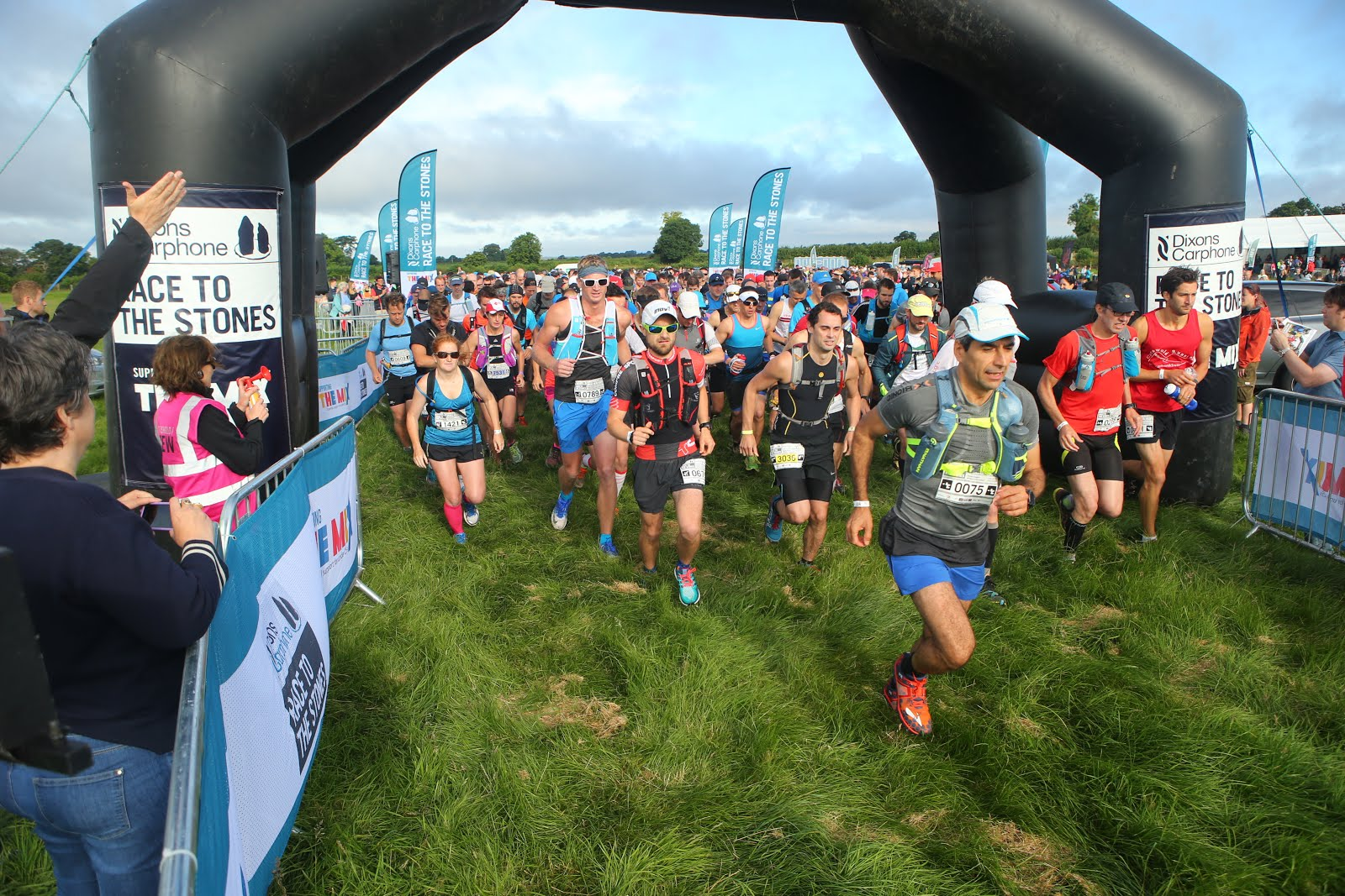 Dixons Carphone Race to the Stones 2017