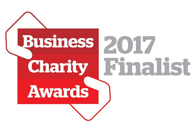 Third sector awards finalists logo