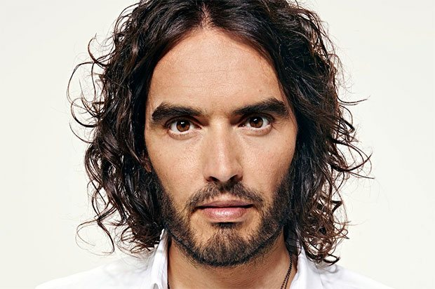 Russell Brand editor of The Mix