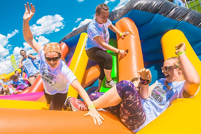 The Colour Obstacle Rush