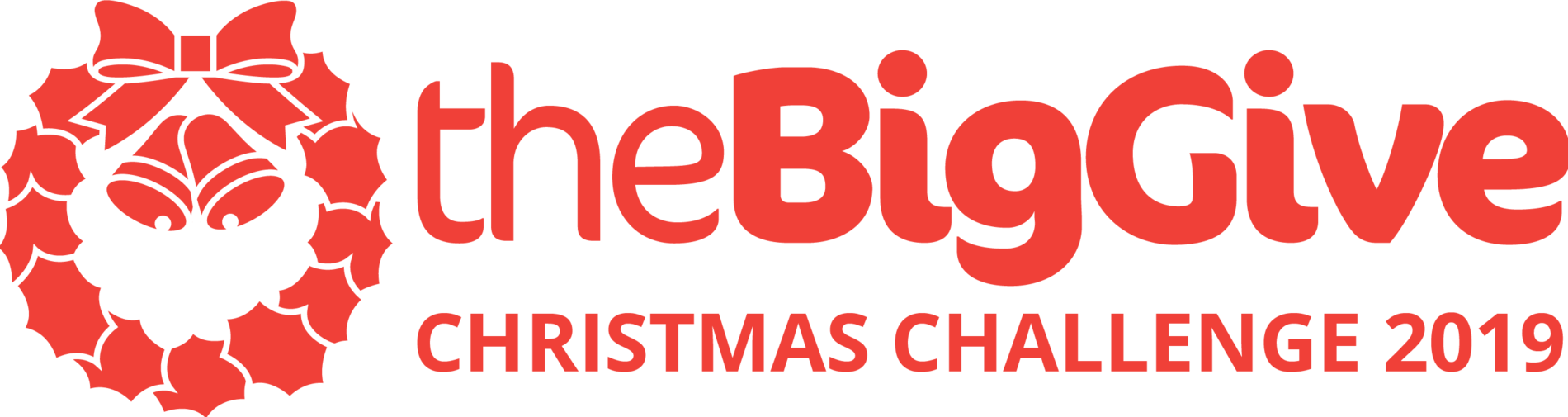 Logo reads: The Big Give Christmas Challenge